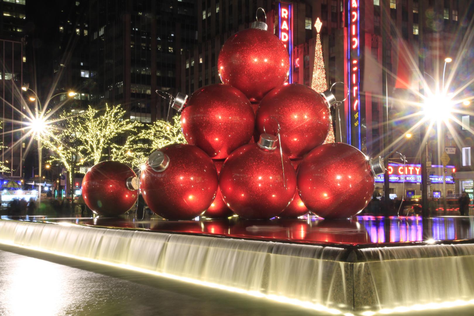 Christmas in New York Foto & Bild | kunstfotografie & kultur ...