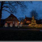 Christmas Lightpainting