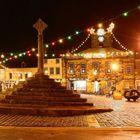 Christmas lights at Alnwick (my home town)