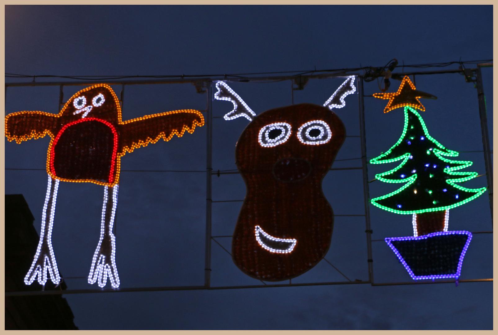 christmas lights newcastle 3