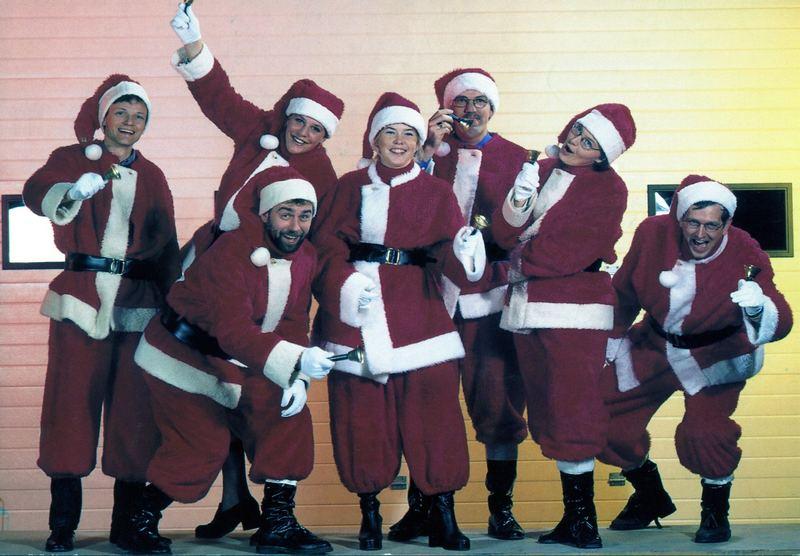 Christmas time...