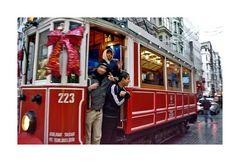 Christmas Tram...