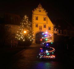 Christmas Tree meets Christmas Tree