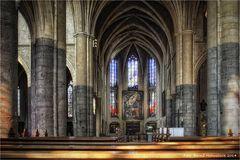 Christoffelkathedraal in Roermond, Niederlande