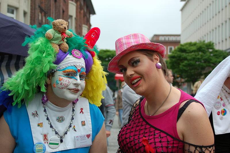 Christopher-Street-Day in Kiel