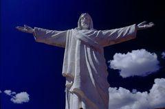 Christus-Figur, Cuzco, Peru