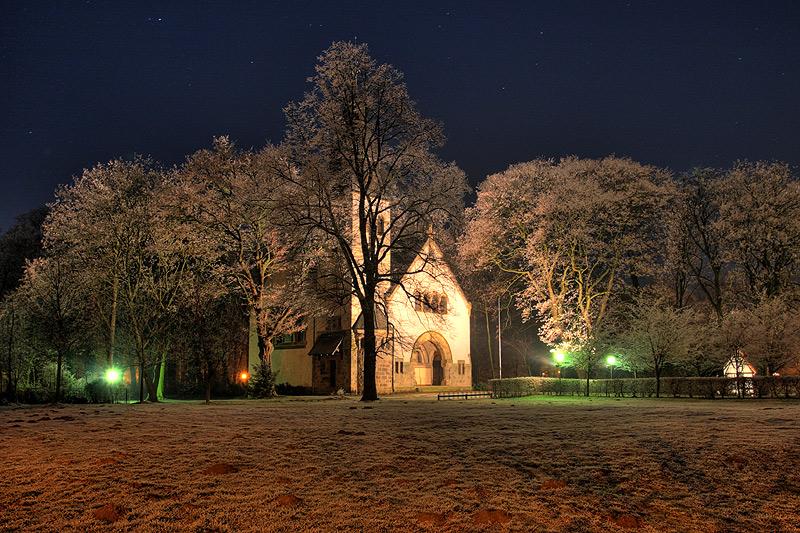 Christus-Kirche in Unna-Königsborn
