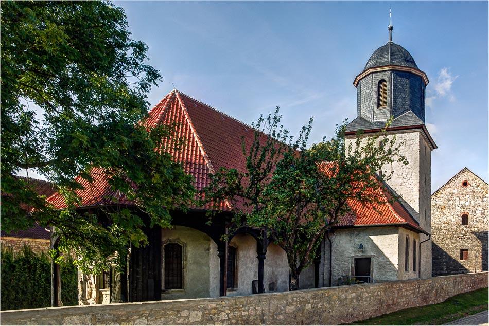 Christuskirche Ampfurth