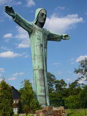 Christusstatue in St. Augustin