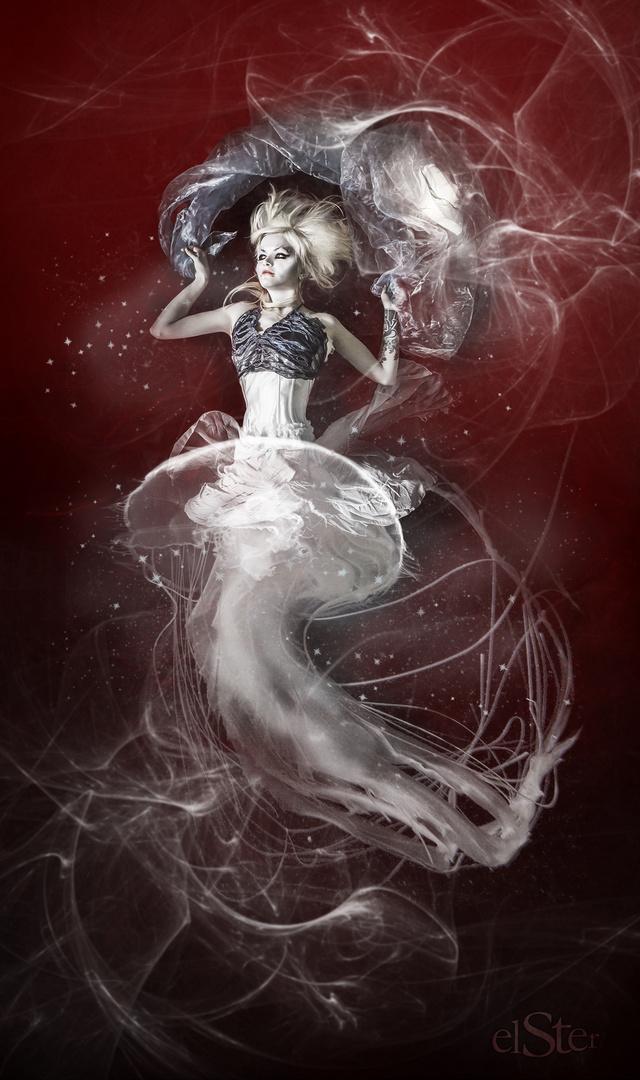 Chrysaora fairy