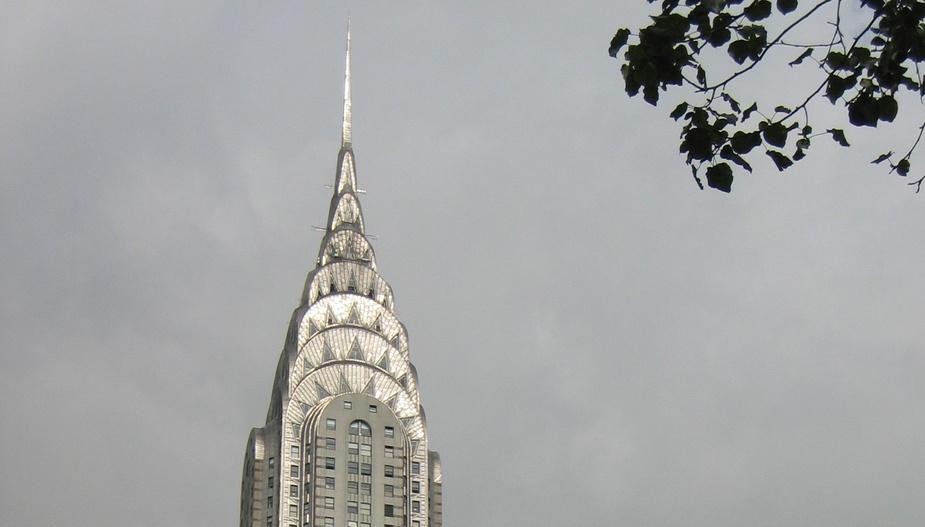 Chrysler Building -2-