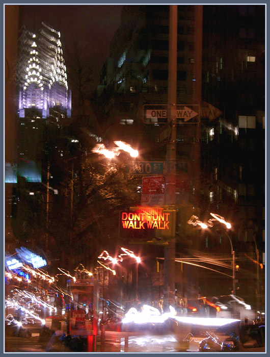 Chrysler Building x 2