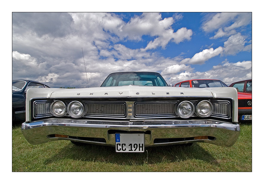 Chrysler ungestrippt