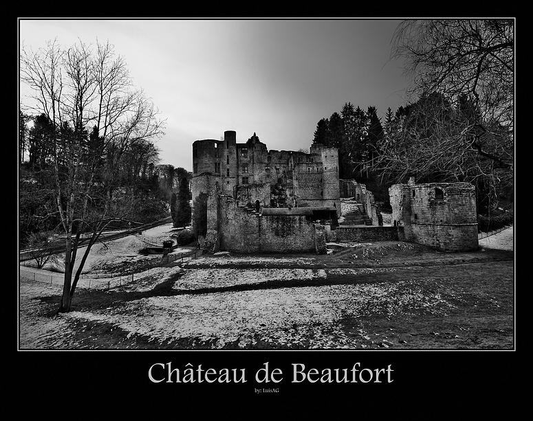 Château de Beaufort II
