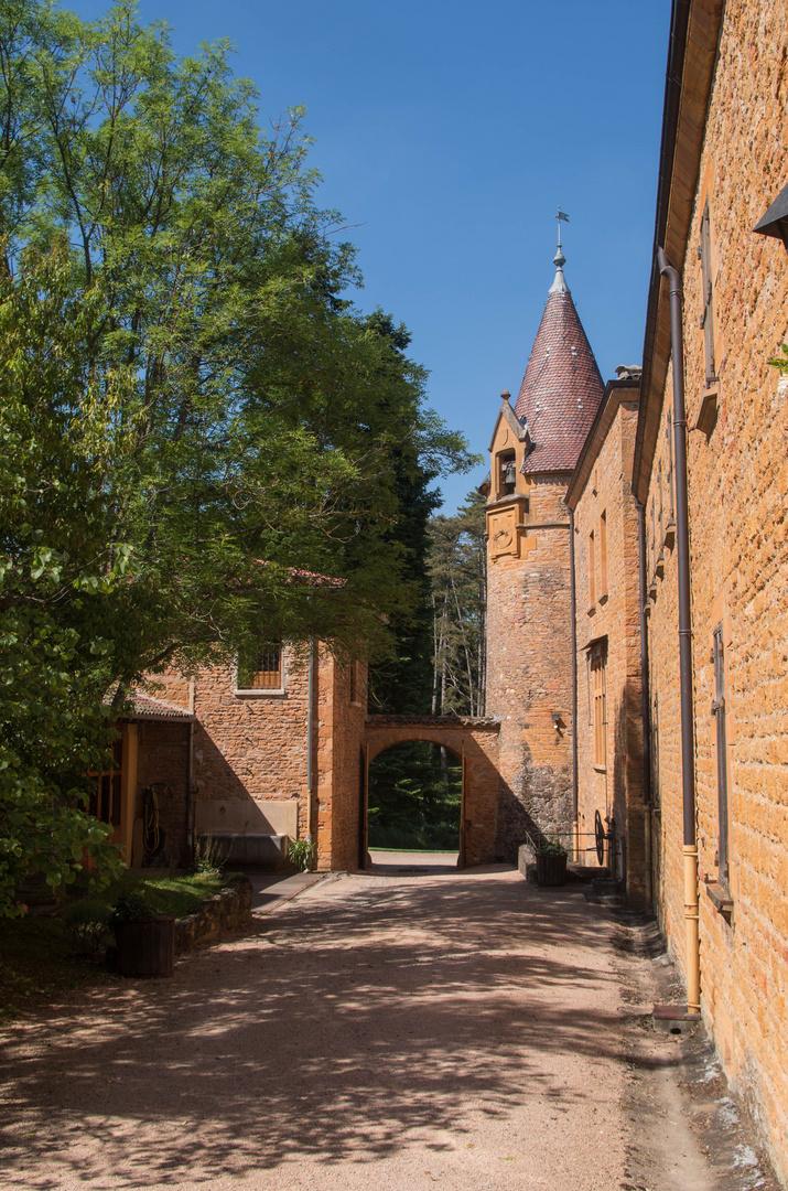 château de Bionnay - Lacenas - Rhône