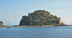 Château de Brégançon, France, Côte d'Azur