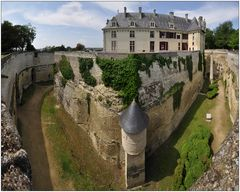 Château de Brézé II