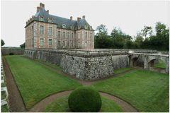Château de Chevry-en-Sereine (Bocage gâtinais)