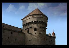Château de Chillon - Suisse - Montreux - 2010 - 24