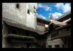 Château de Chillon - Suisse - Montreux - 2010 - 30
