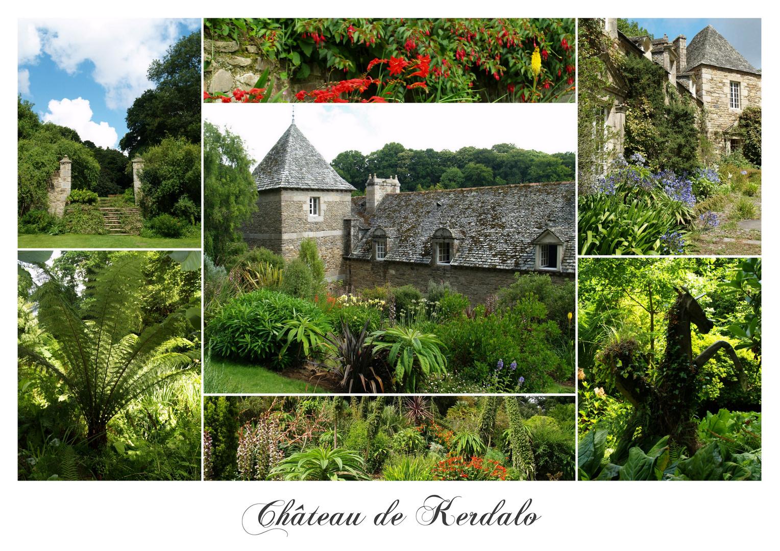 Château de Kerdalo