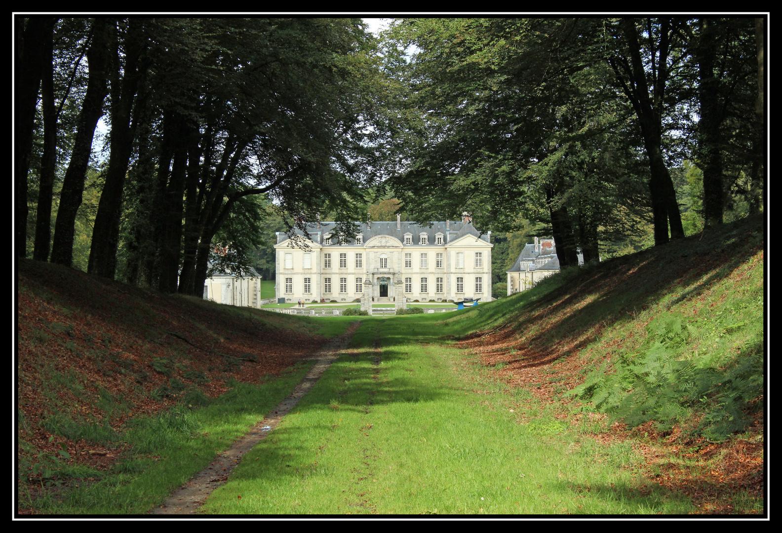 Château de Kerguéhennec n°2