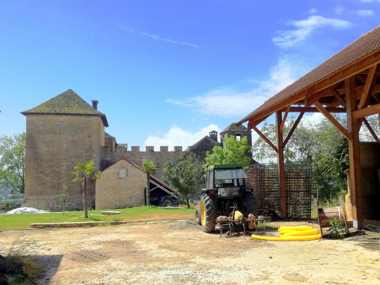 Château de Montplaisant, Isère