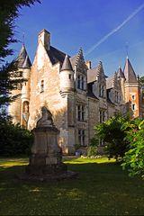 ...Château de Montrésor...