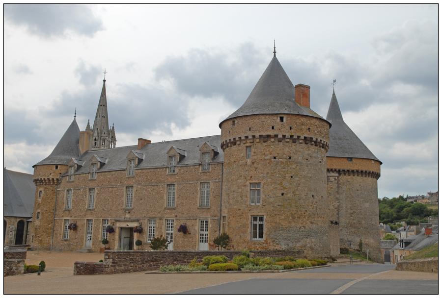 Château de Sillé-le-Guillaume (72)