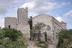 Château de Tornac .... pour Suzanne :))
