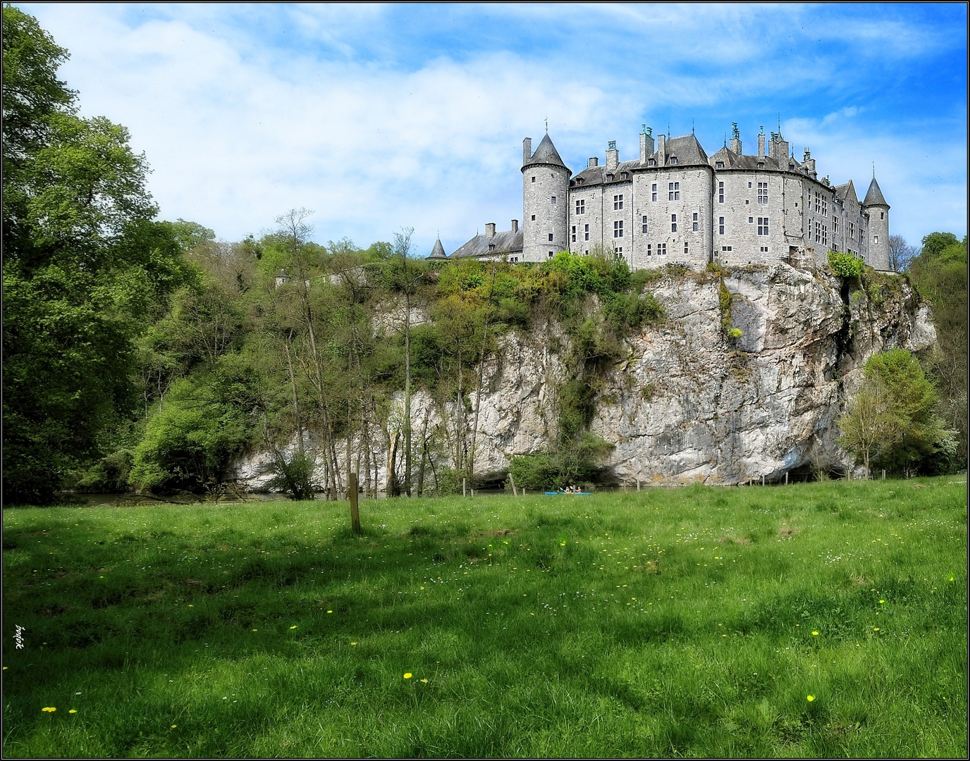 Château de Walzin