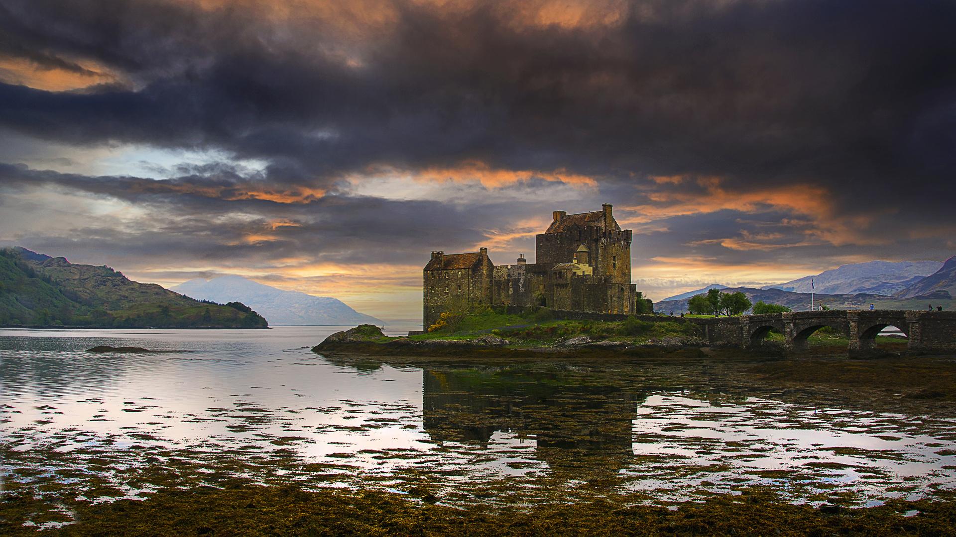 château d'Eilean Donan