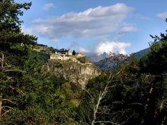 Château en Queyras...