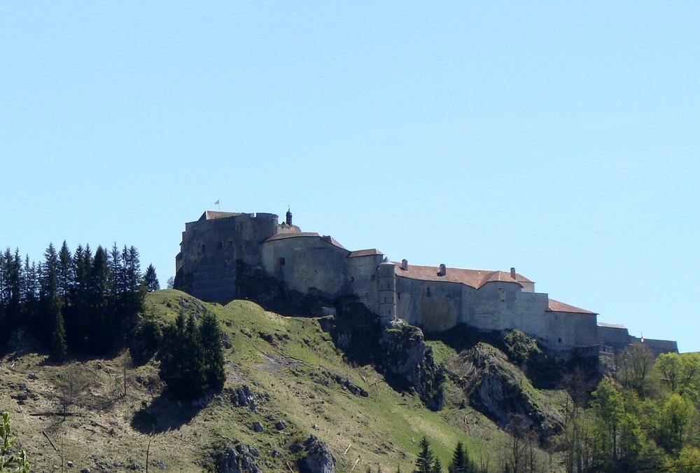 Château et fort de Joux..01