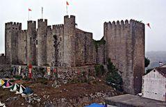 Château-Fort d'Obidos, Portugal