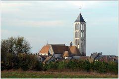 Château-Landon : l'église Notre-Dame