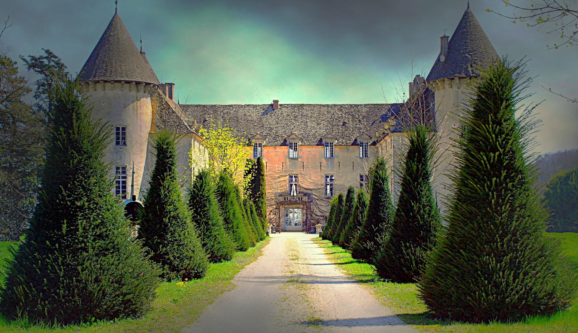 Château-musée de Savigny-lès-Beaune / Bourgogne