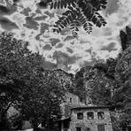 Châteaudouble dans le var, Provence