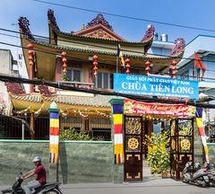 Chua Tien Long, Tien Long Tempel in Saigon