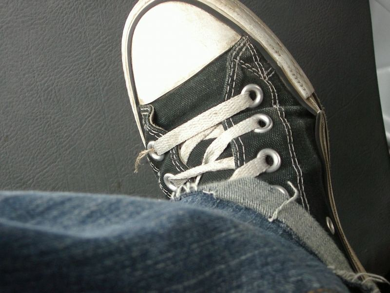 Chucks or What?