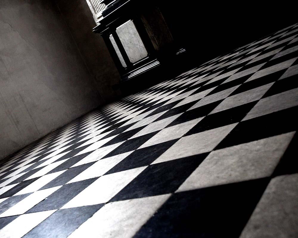 Church floor;-)