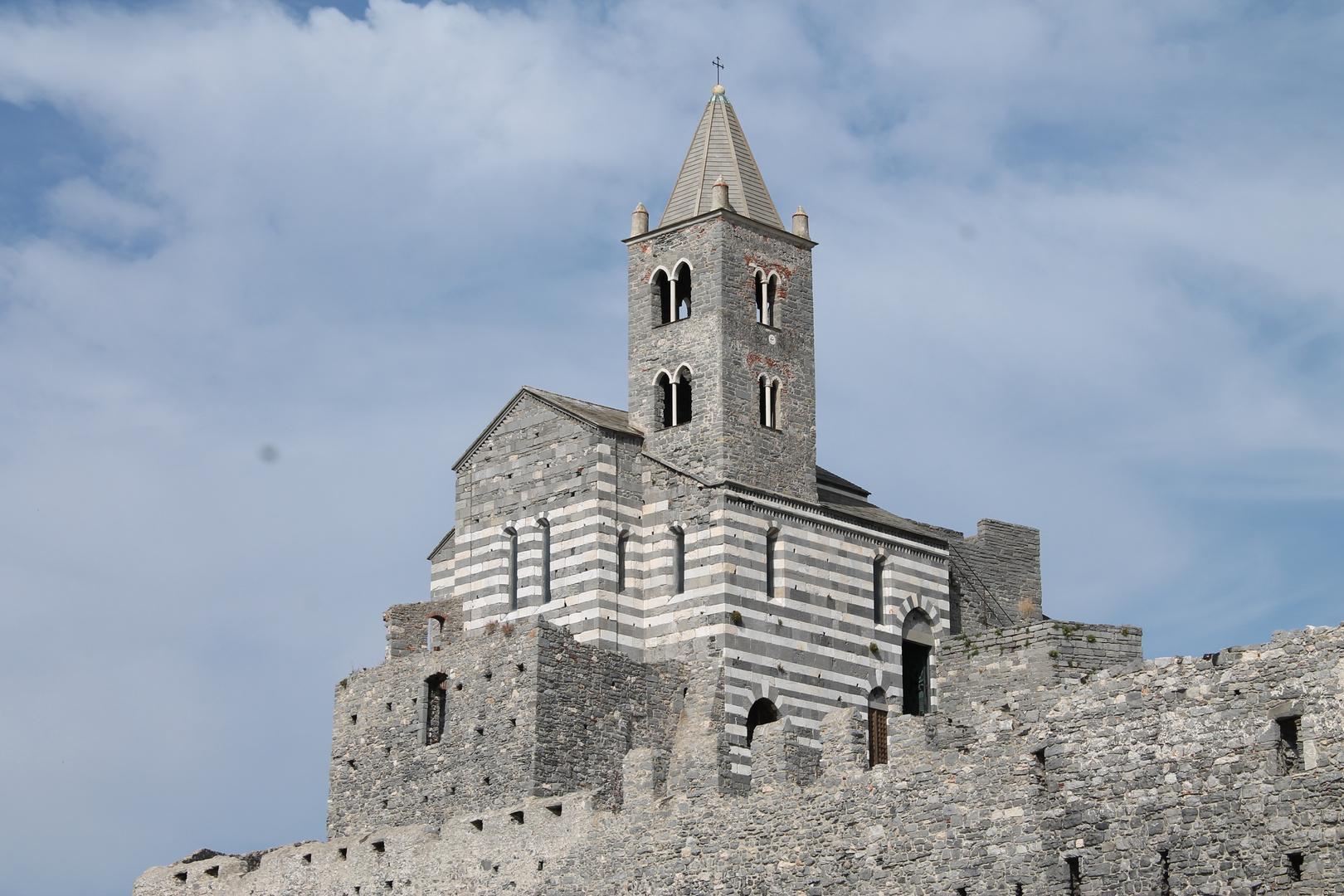 Church in Portovenere
