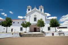 Church in Southern Portugal