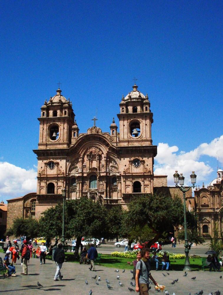 Church Jesus Company- CUZCO - Perú