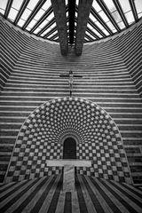 Church of San Giovanni Battista - Detail VII, Mogno, Switzerland