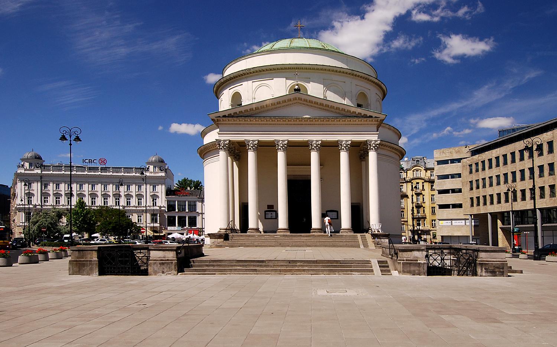 Church of St. Alexandre