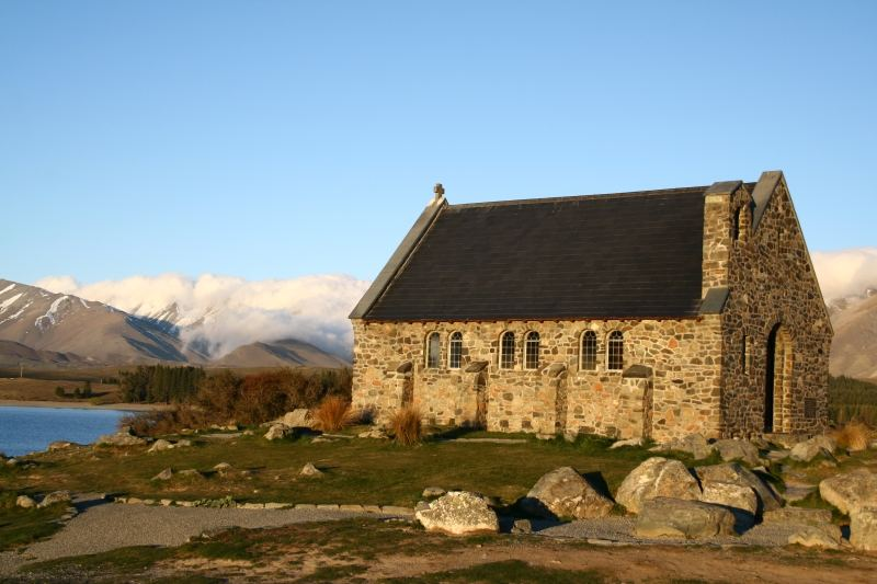 Church of the good Shephard