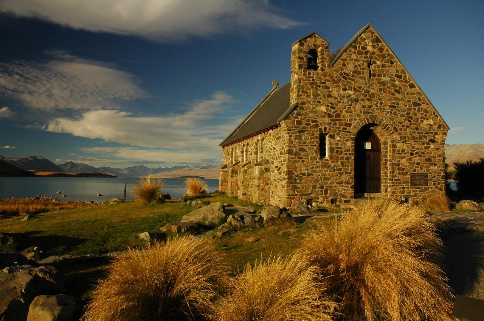 Church of the Good Shephard, Lake Tekapo