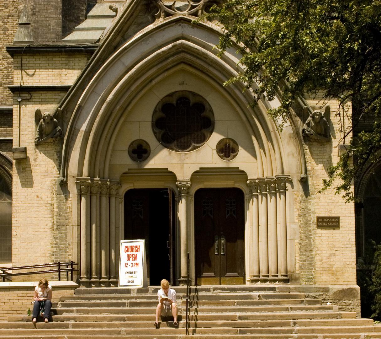 church sitters 1