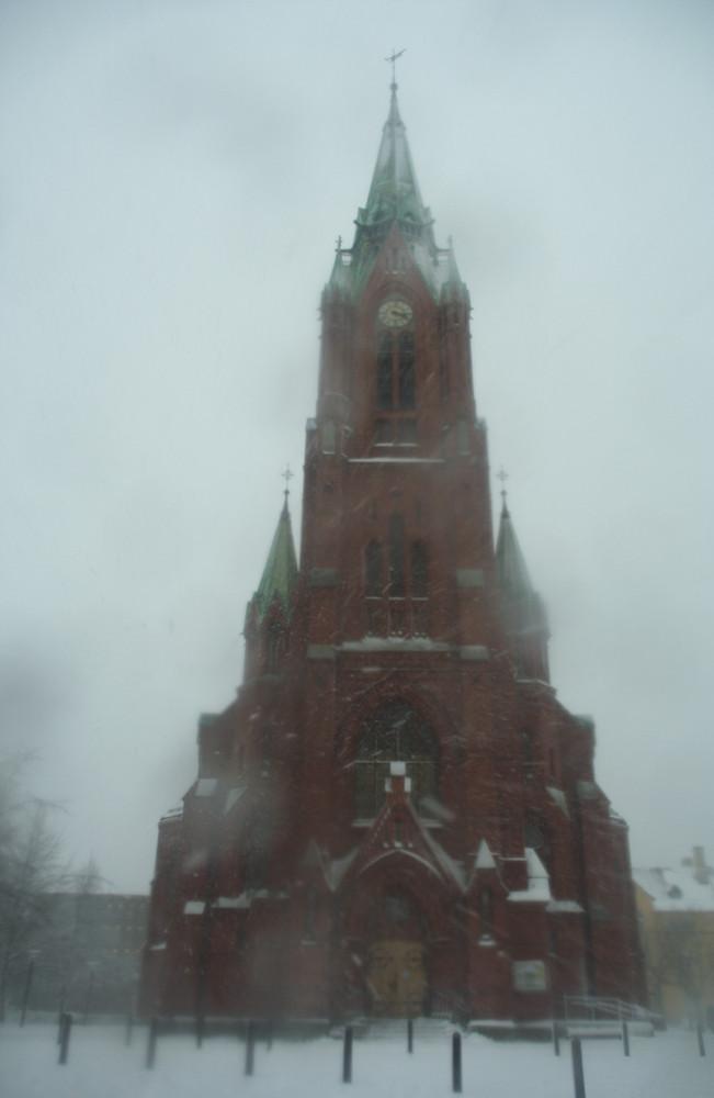 church-storm